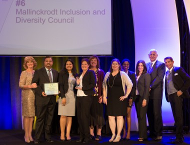 Mallinckrodt's Inclusion and Diversity Council