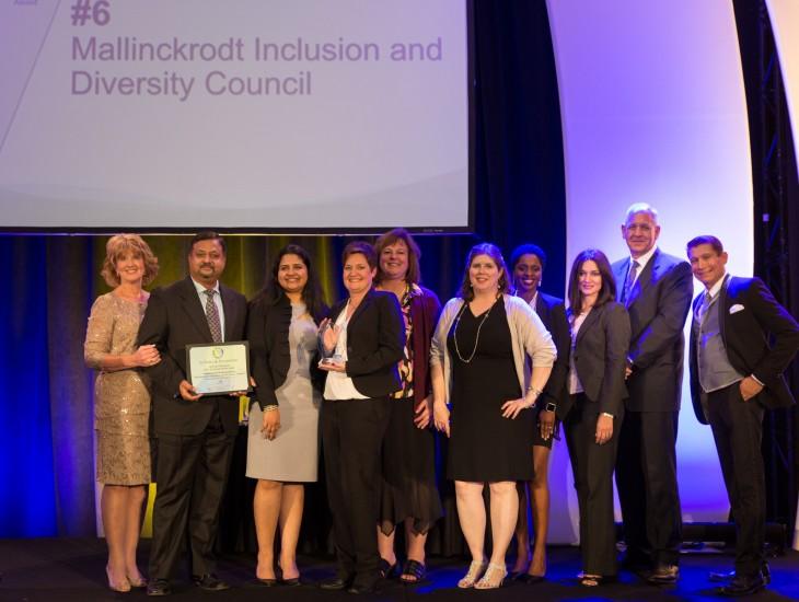 Mallinckrodt's Inclusion and Diversity Council