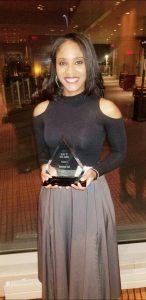 Dominique Scott STL American Award Picture